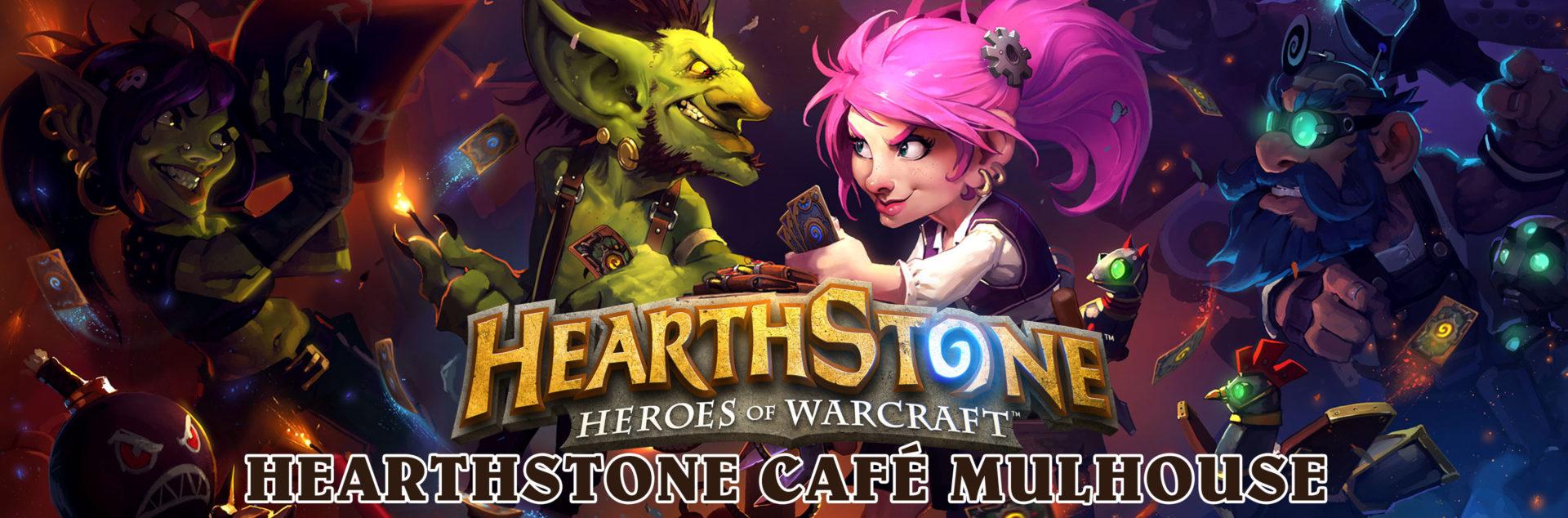 Hearthstone Café Mulhouse