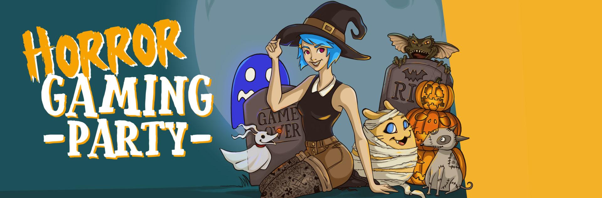Horror Gaming Party Wittenheim
