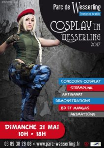 Cosplay'in Wesserling 2017
