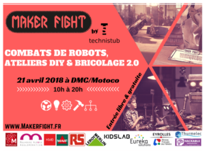 Makerfight 2018