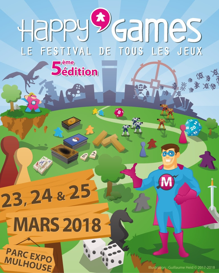 Happy Games 2018