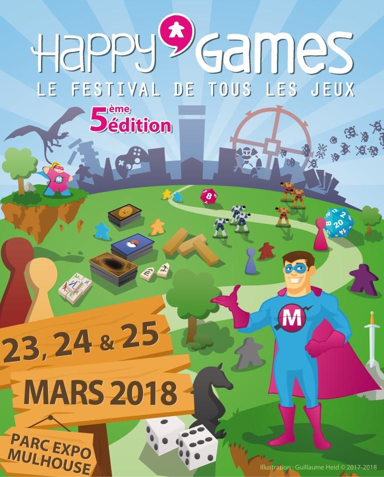 Happy Games 2018