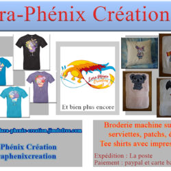 Lara-Phénix Création